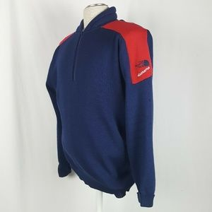 Vintage The North Face Extreme Ski Sweater XL Wool